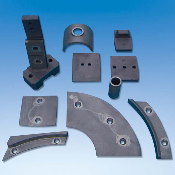 Abrasion-Resistant Cast Iron Products Cast Iron Parts for Asphalt Mixers