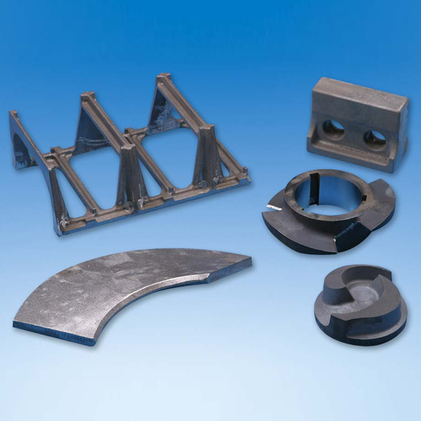 Shell Mold Casting Products Casting Parts by Shell Mold Method