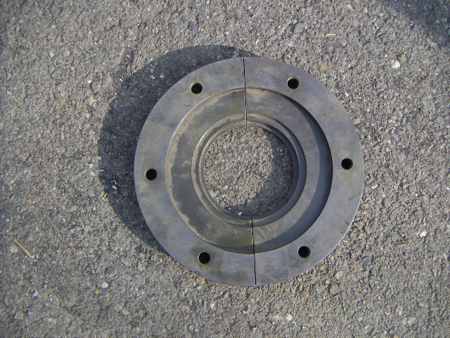 Cast Iron Parts for Mulling and Crushing Machines